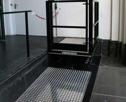 Platforma hidraulica EdmoLift Romania TCL 1000B