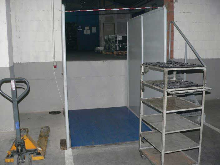 Platforme hidraulice - EdmoLift - TS 2000B