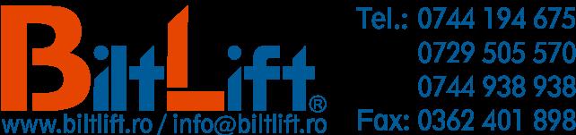 BiltLift - Mese hidraulice